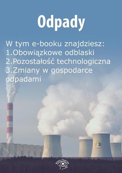 Odpady, wydanie grudzień 2014 r.
