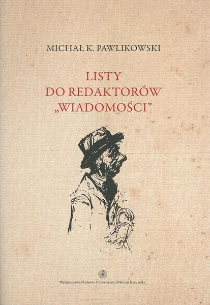 """Listy do redaktorów """"Wiadomości"""", t. 5"""