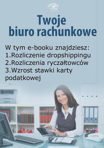 Twoje Biuro Rachunkowe, wydanie styczeń 2015 r.