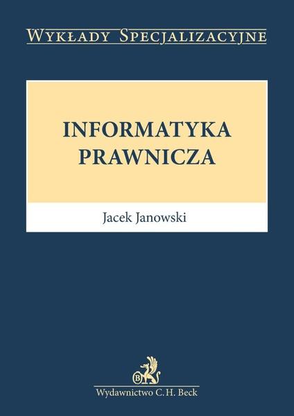 Informatyka prawnicza