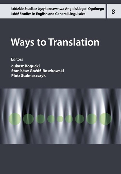 Ways to Translation