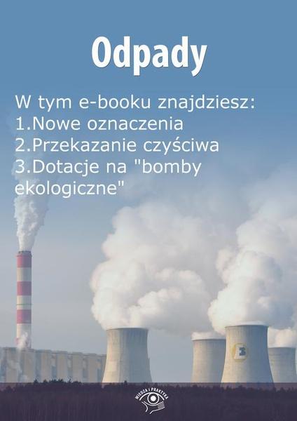 Odpady, wydanie wrzesień 2014 r.