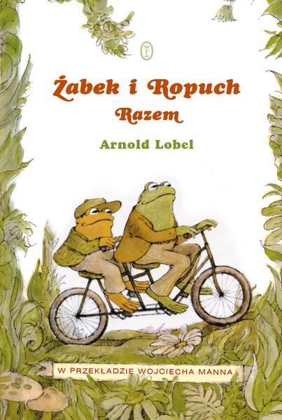 Żabek i Ropuch. Razem