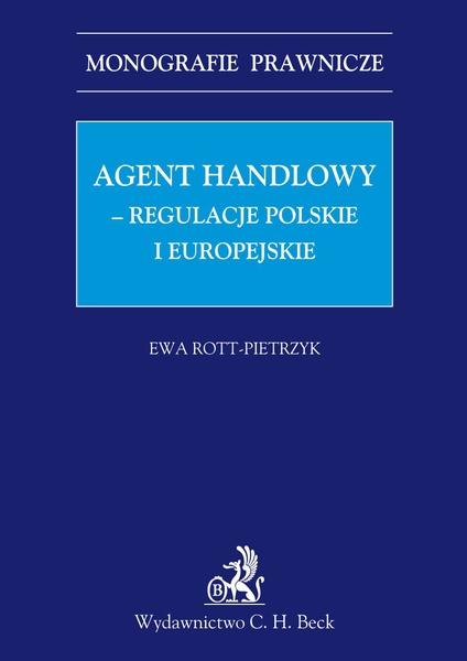 Agent handlowy - regulacje polskie i europejskie