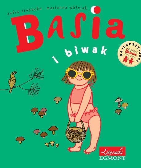 Basia i biwak - Zofia Stanecka
