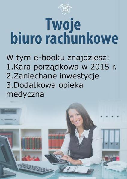 Twoje Biuro Rachunkowe, wydanie październik 2014 r.