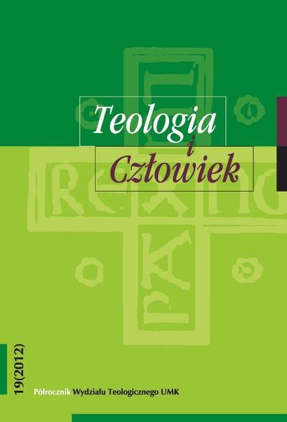 Teologia i człowiek, 19