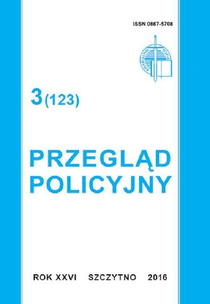 Przegląd Policyjny 3 (123)/2016