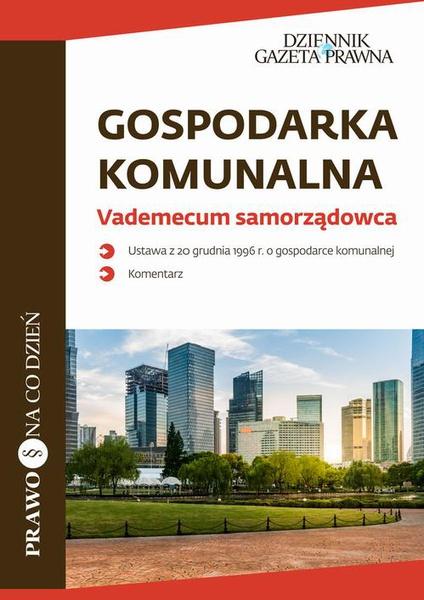 Gospodarka komunalna  Vademecum samorządowca