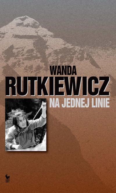 Na jednej linie - Wanda Rutkiewicz