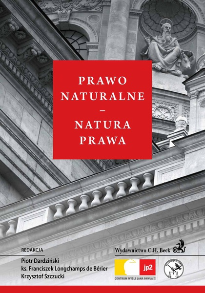 Prawo naturalne - natura prawa
