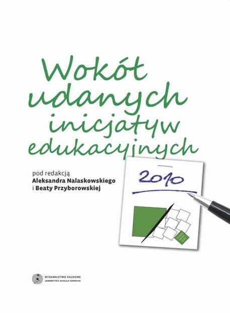 Wokół udanych inicjatyw edukacyjnych -