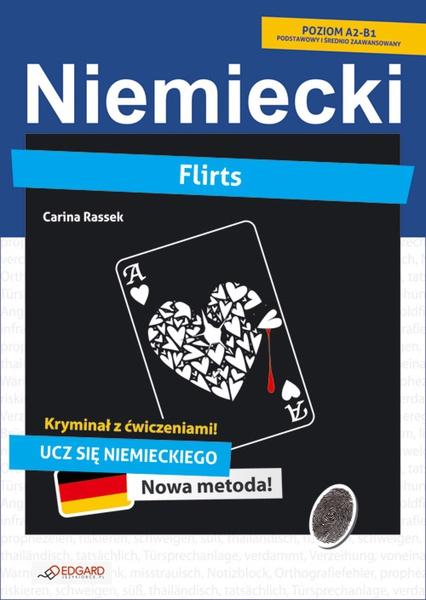 Flirts. Niemiecki kryminał z ćwiczeniami
