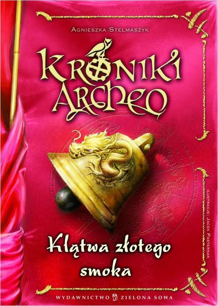 Kroniki Archeo. Klątwa złotego smoka