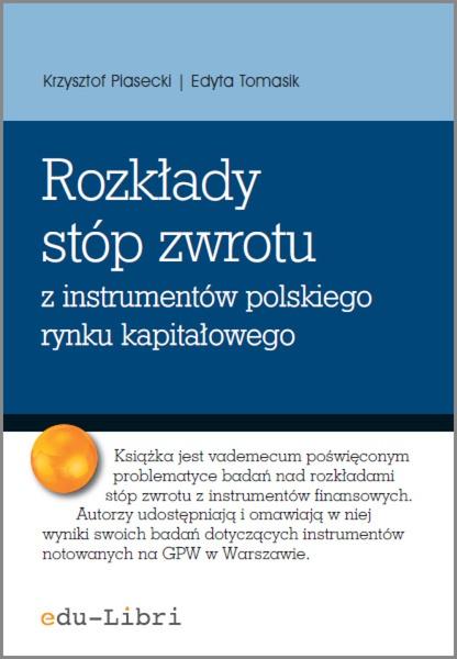 Rozkłady stóp zwrotu z instrumentów polskiego rynku kapitałowego