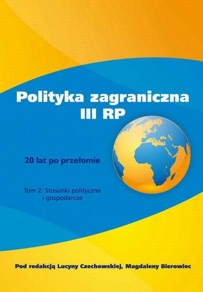 Polityka zagraniczna III RP t. 2