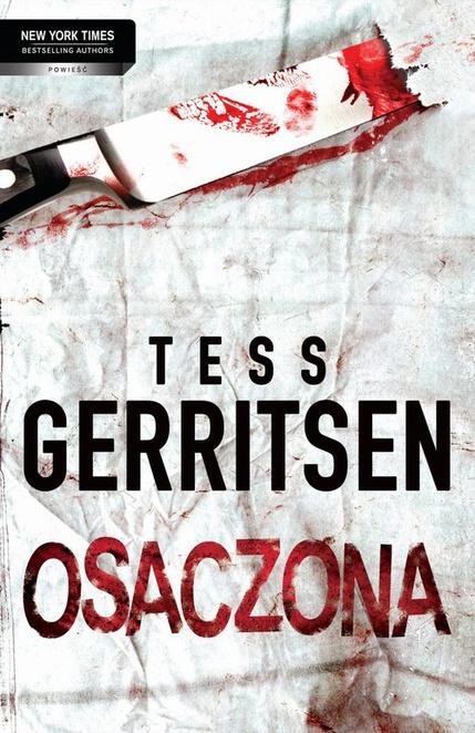 Osaczona - Tess Gerritsen