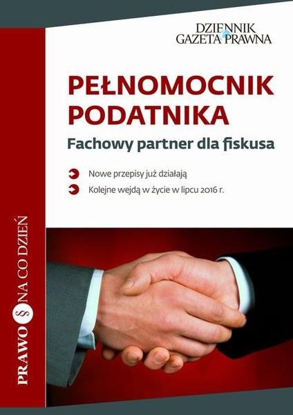 Pełnomocnik podatnika Fachowy partner dla fiskusa