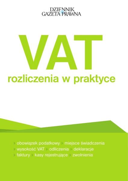 VAT rozliczenia w praktyce
