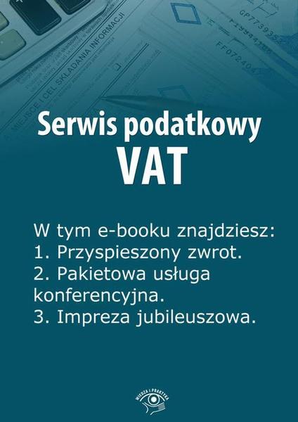 Serwis podatkowy VAT, wydanie maj 2014 r.