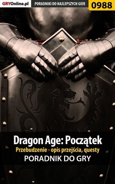 Dragon Age: Początek - Przebudzenie - opis przejścia, questy