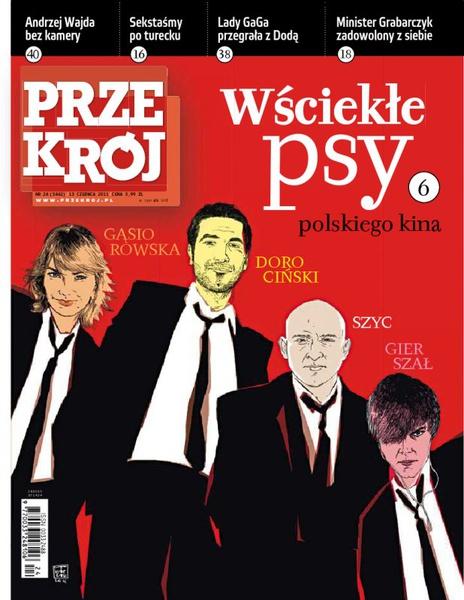 """""""Przekrój"""" nr 242011"""