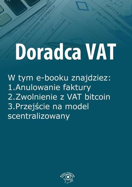 Doradca VAT, wydanie grudzień 2015 r.