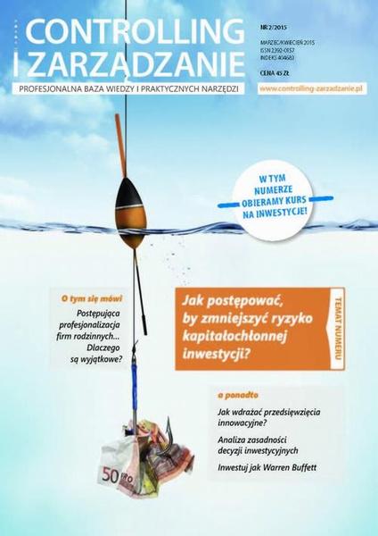 Controlling i Zarządzanie (nr 2/2015)