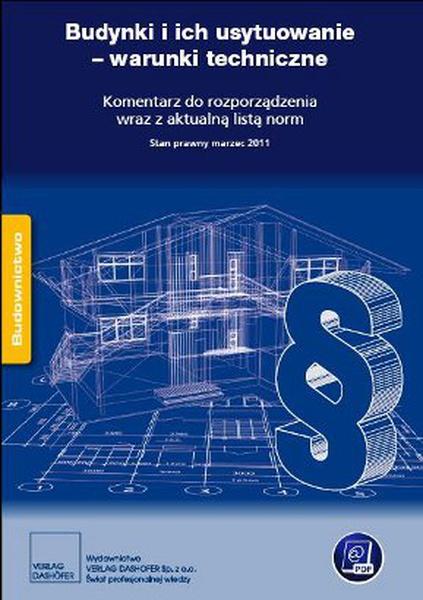 Budynki i ich usytuowanie - warunki techniczne
