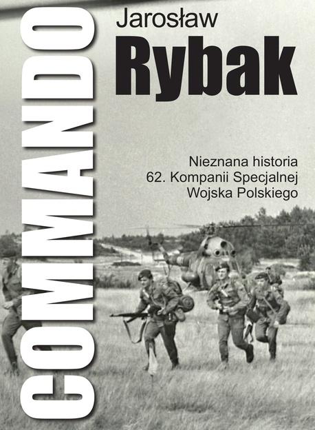 Commando - Jarosław Rybak