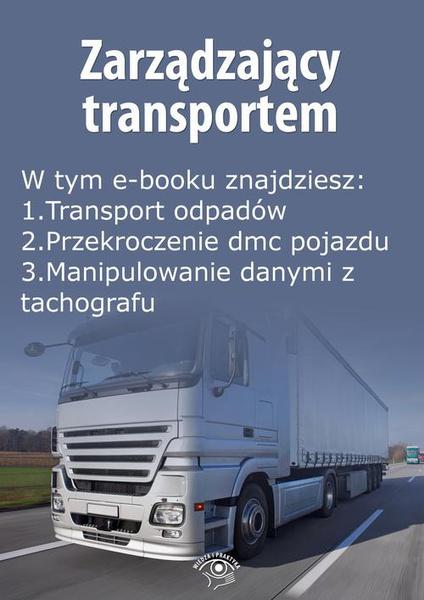 Zarządzający transportem, wydanie czerwiec 2015 r.