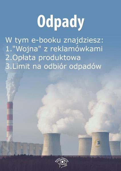 Odpady, wydanie maj 2015 r.