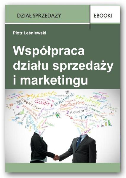 Współpraca działu sprzedaży i marketingu