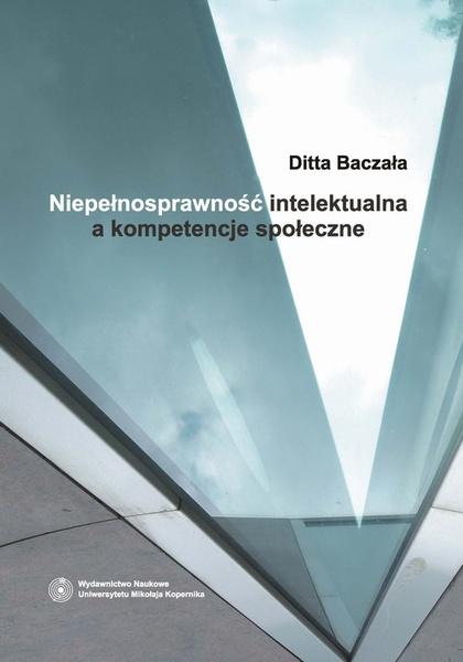 Niepełnosprawność intelektualna a kompetencje społeczne