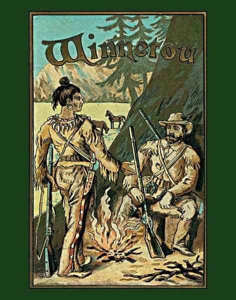 Winnetou - całość 3 tomy
