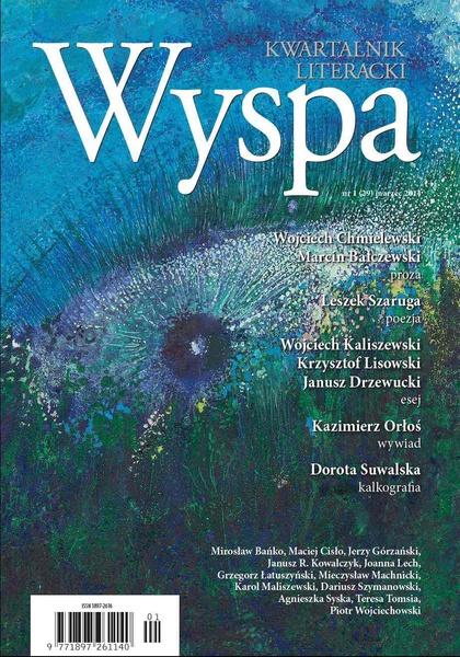 WYSPA Kwartalnik Literacki - nr 1/2014 (29)
