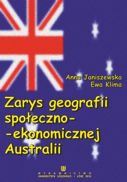 Zarys geografii społeczno-ekonomicznej Australii