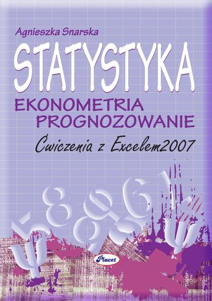 Statystyka ekonometria prognozowanie