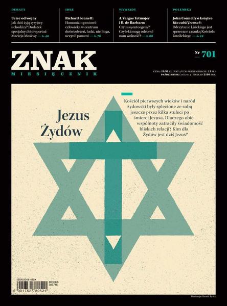 Miesięcznik Znak. Październik 2013