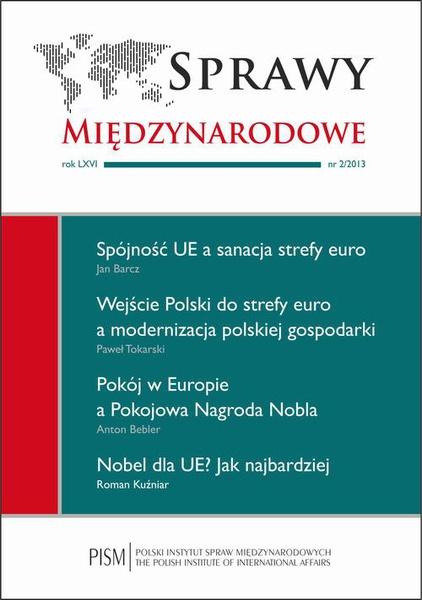 Sprawy Międzynarodowe nr 2/2013