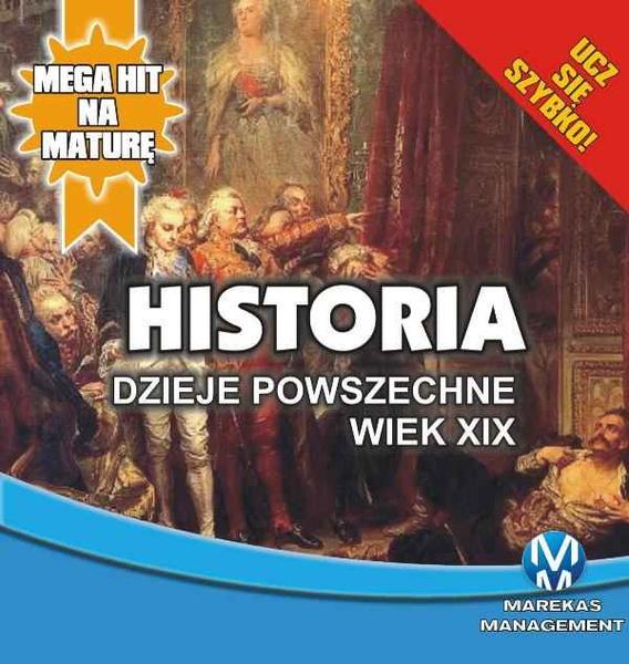 Historia 8. Dzieje powszechne. Wiek XIX