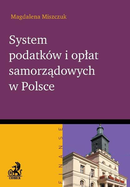 System podatków i opłat samorządowych w Polsce