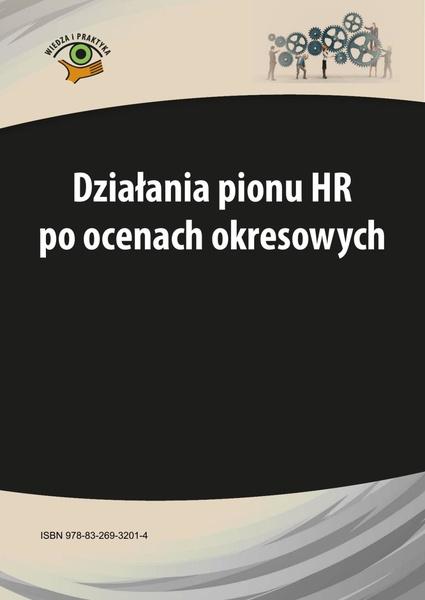 Działania pionu HR po ocenach okresowych