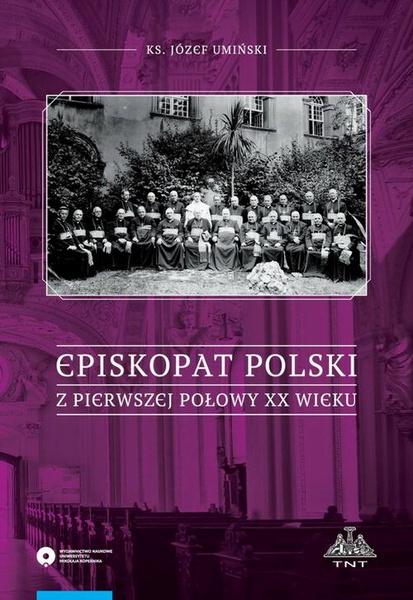 Episkopat Polski z pierwszej połowy XX wieku