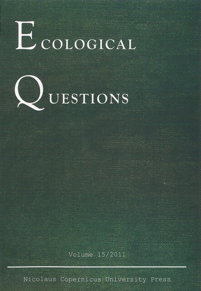 Ecological Questions 15