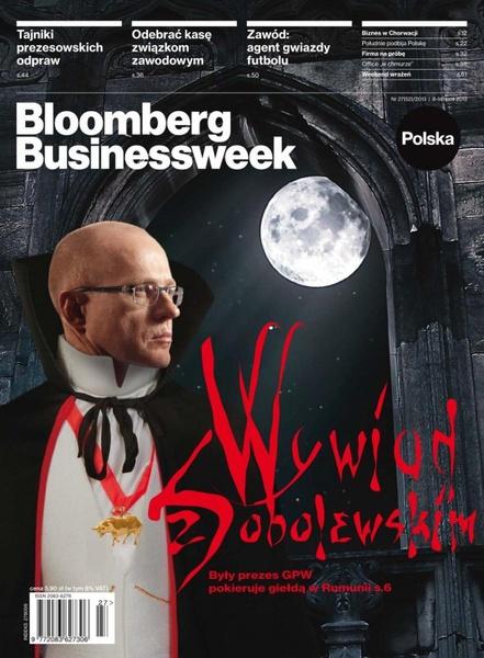 """""""Bloomberg Businessweek"""" wydanie nr 27/13"""