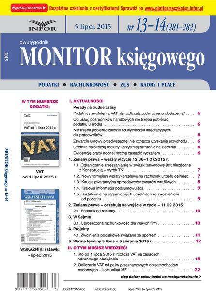 Monitor Księgowego