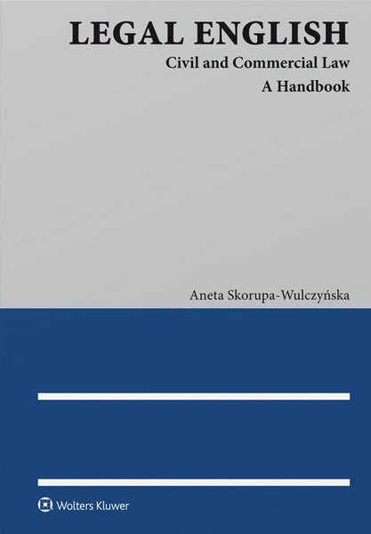 Legal English. Civil and Commercial Law. A Handbook