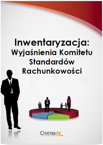 Inwentaryzacja: Wyjaśnienia Komitetu Standardów Rachunkowości