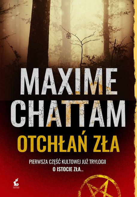 Otchłań zła - Maxime Chattam